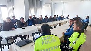 FIRAT EDAŞ'tan Çalışanlarına güvenli sürüş eğitimi
