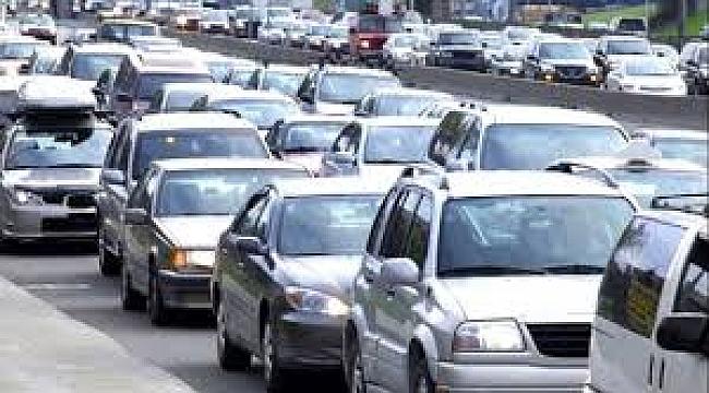 Malatyada araç sayısı 176 bin