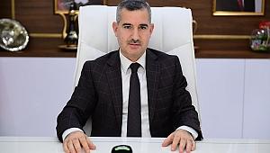Başkan Çınar'ın miraç kandili mesajı