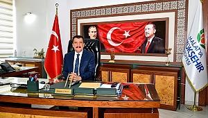 Başkan Gürkan'ın miraç kandili mesajı