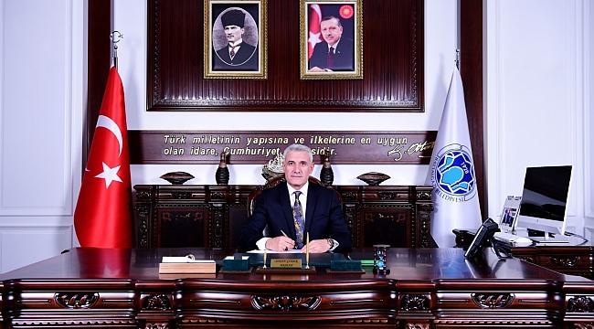 Başkan Güder'in Kadir gecesi mesajı