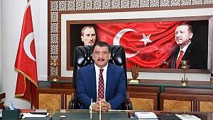 Başkan Gürkan'dan İstanbul'un Fethi mesajı