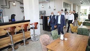 Battalgazi sosyal tesisleri pazartesi hizmete başlıyor