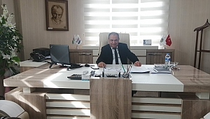 MOTAŞ Genel Müdürü Erkoç'un Ramazan Bayramı tebrik mesajı