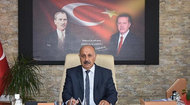 Başkan Durali Zelyurt'un Kurban Bayramı Mesajı