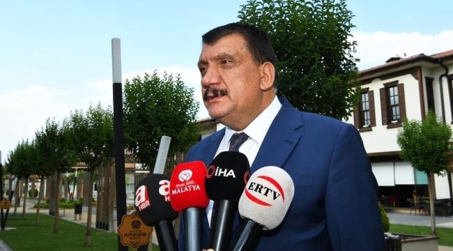 Başkan Gürkan Yeni Adliye Sarayını çözüme kavuşturuyor