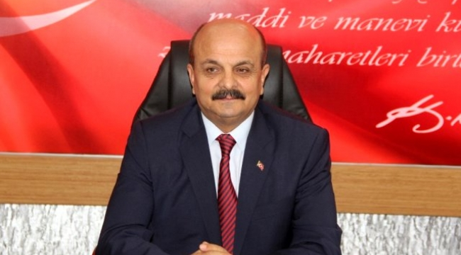 ESKKK Bölge Başkanı İsmet Bayram'ın Kurban Bayramı mesajı