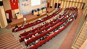 Büyükşehir Belediye toplantısı yapıldı