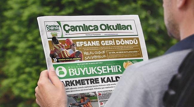 Malatya Büyükşehir Gazetesi