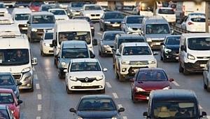 Malatya'da araç sayısı 6 şehrin nüfusunu aştı