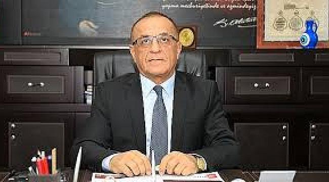 MASKİ Genel Müdürü Karataş'ın Kurban Bayramı mesajı