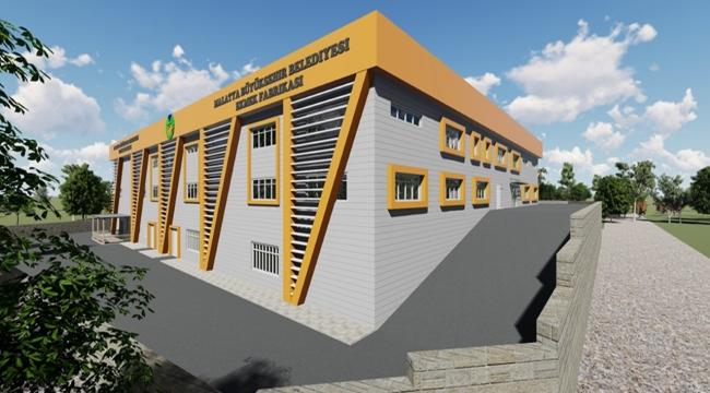 Büyükşehir ekmek ve yemek fabrikası ihale aşamasında