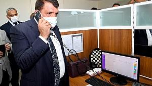 MASKİ'den Başkan Gürkan'a birifing