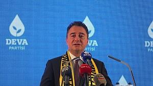 Babacan Malatya'da konuştu