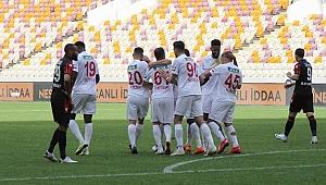 Yeni Malatyaspor, Gençlerbirliğini affetmedi