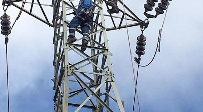 Fırat Edaş'tan enerji çalışanları haftasını unutmadı