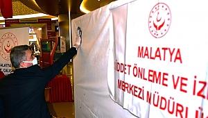Malatya'da Çeşitli Etkinliklerle Kadına Yönelik Şiddete Karşı Dikkat Çekildi