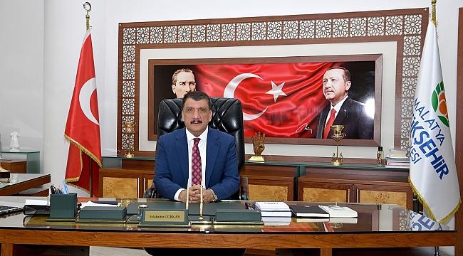 Başkan Gürkan'ın yeni yıl mesajı