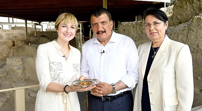 Başkan Gürkan Malatya mutfağını anlattı