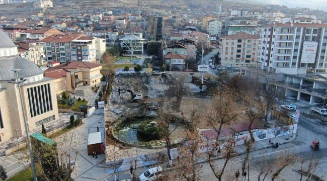 Başkan Gürkan'dan Kadim Kernek Hamlesi