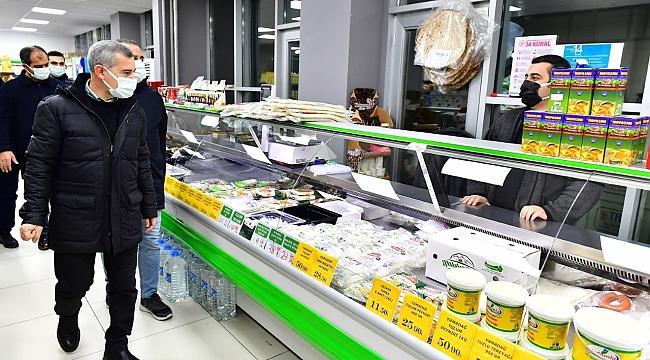 Yeşil Gıda'ya yoğun ilgi