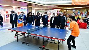 Gençlik oyunları etkinlikleri sona erdi