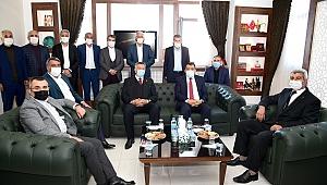 Büyükşehir'den Yazıhan'a çıkartma