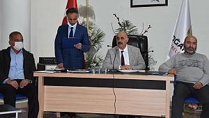 Doğanşehir Belediyesi Nisan ayı toplantısını gerçekletirdi
