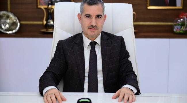 Başkan Çınar'ın Ramazan Bayramı Mesajı