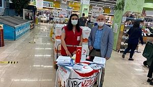 Mercan Kolejinden Kızılay'a tam destek
