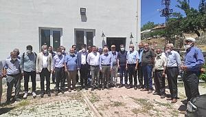 Ağbaba'dan maden ocağı tepkisi
