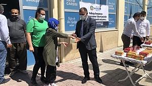 Malatya Büyükşehir Belediyesi Vahap Küçük'ü unutmadı