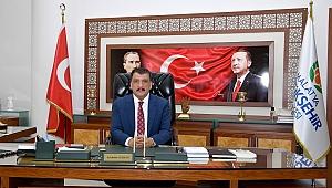 Başkan Gürkan'ın ahilik haftası mesajı