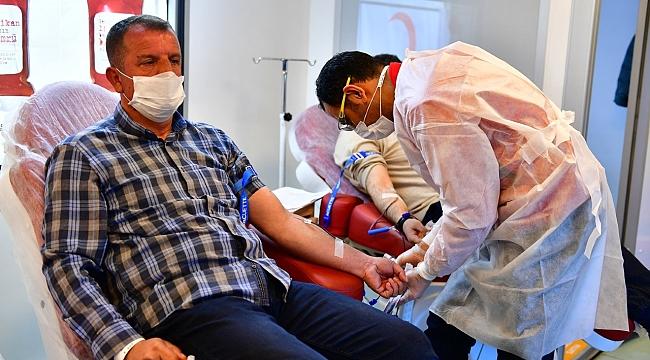 Kan stoklarını yeterli seviyede tutmak gerekiyor